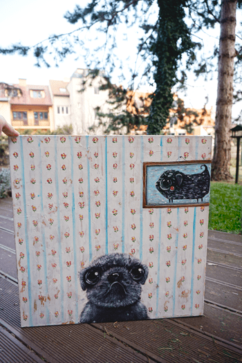 Hugo The Dog